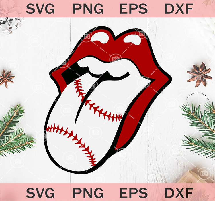 Photo of Rolling Stones Baseball SVG, Baseball Mom Svg, Baseball Shirt Svg – SVG Trendy Studio