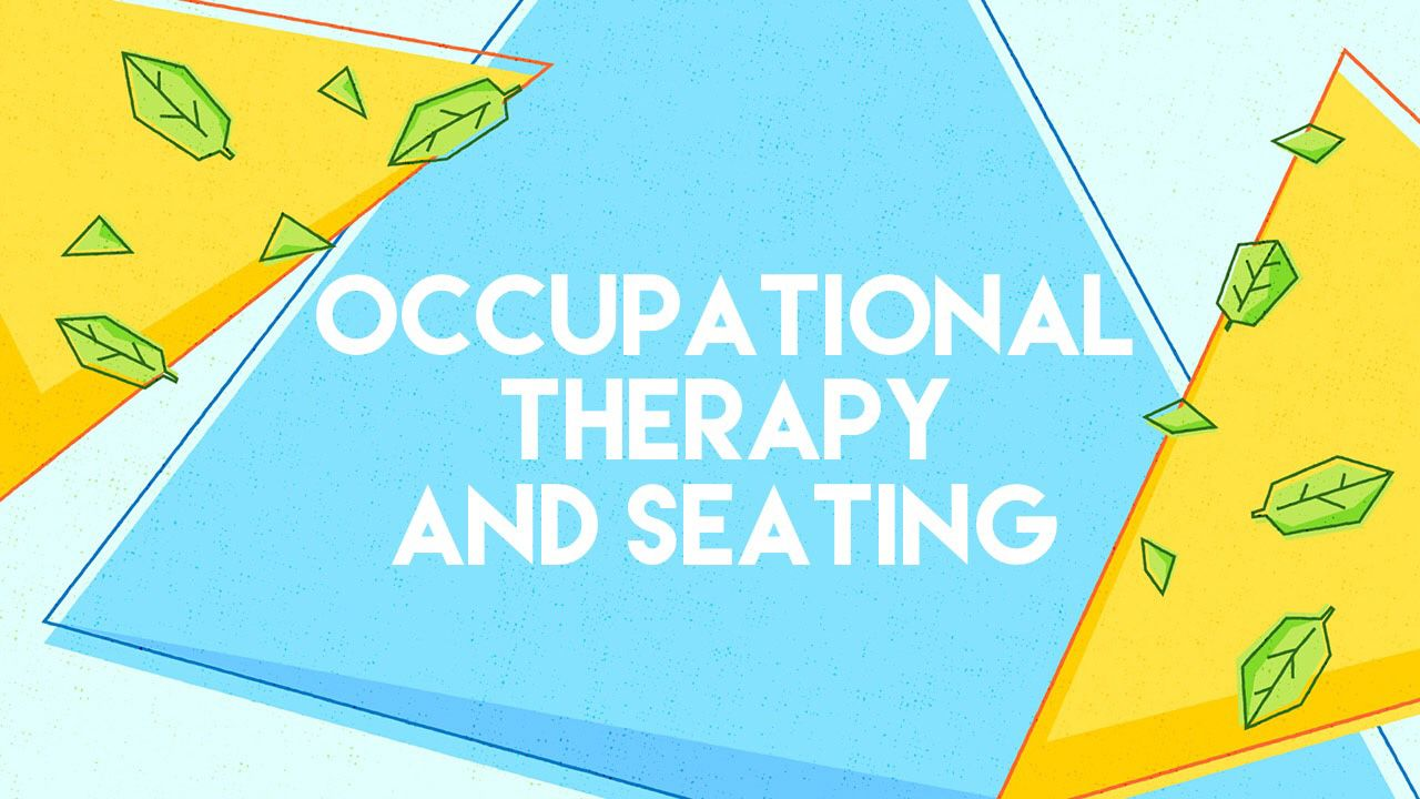 OT and Seating for Pressure Management Occupational