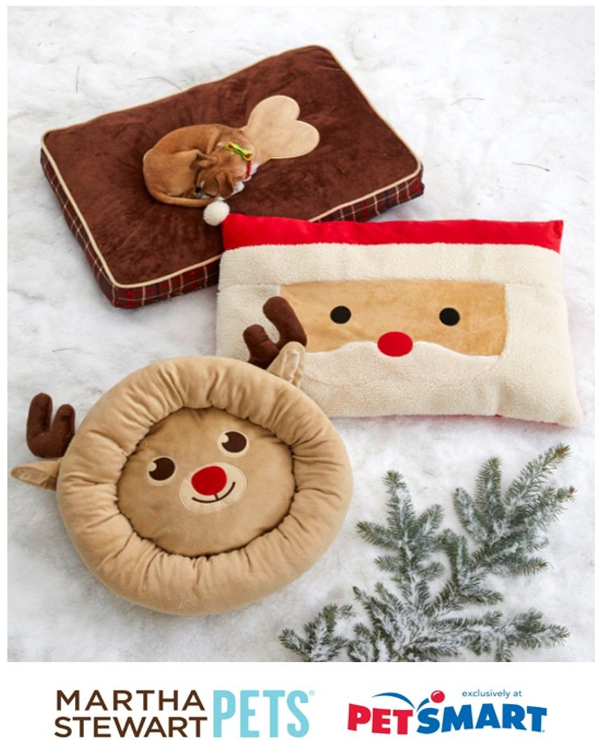 Give Your Pet The Gift Of Sweet Dreams This Season With