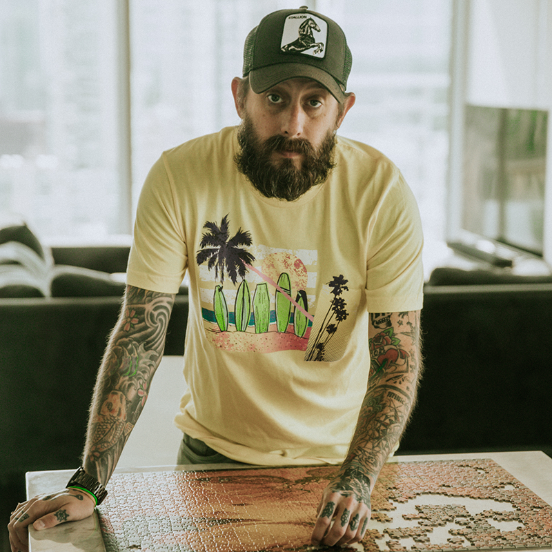 618ce574 Hang Loose - Geoff Ramsey Shirt #31 | fahc — modern!kings | Mens ...