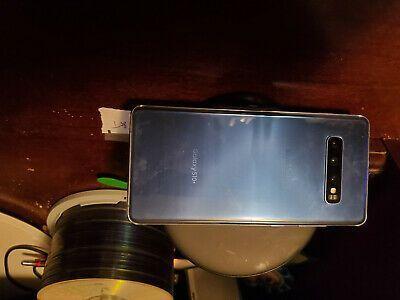 (Sponsored Link) Blue Samsung S10+ Plus AT&T SM-G975U