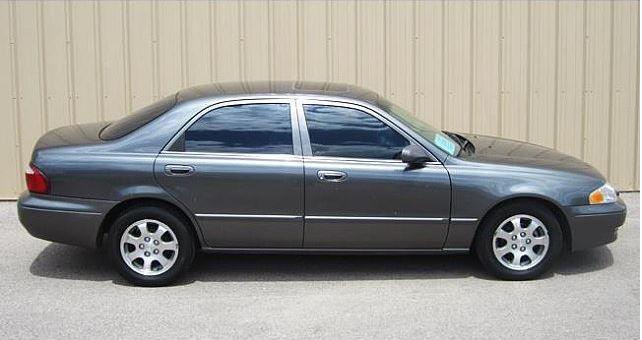 2002 MAZDA 626 LX #UsedCars #AnytimeAutoSales #CarCare #WeCare #StorageUnits #LaneRapidCity #SouthDakota #Mazda