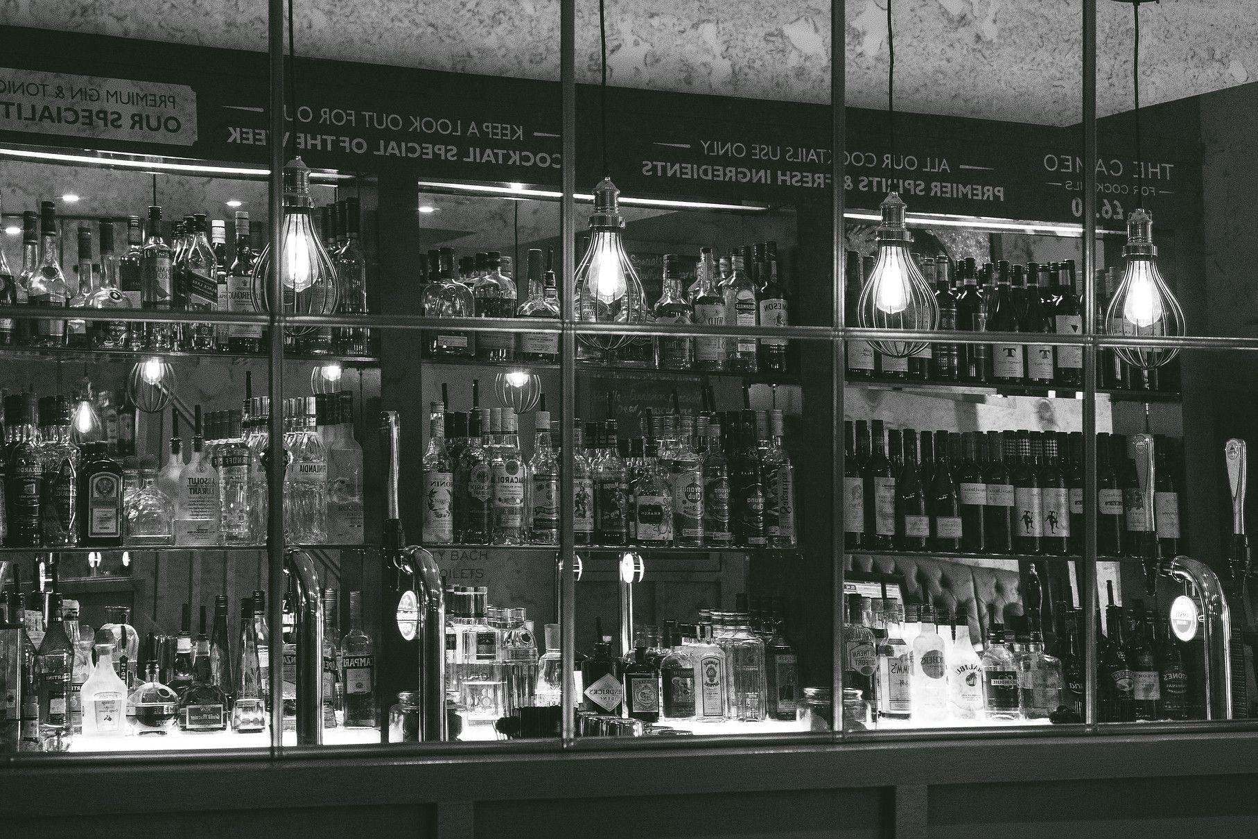 Cameo Club Cardiff #Bistro #Dining #InteriorInspiration #Bar #AgedMirror #Vintage
