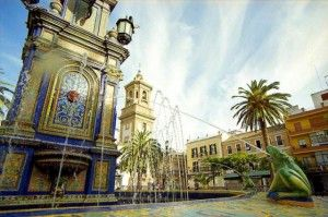 Cádiz (Andalucía) - Algeciras