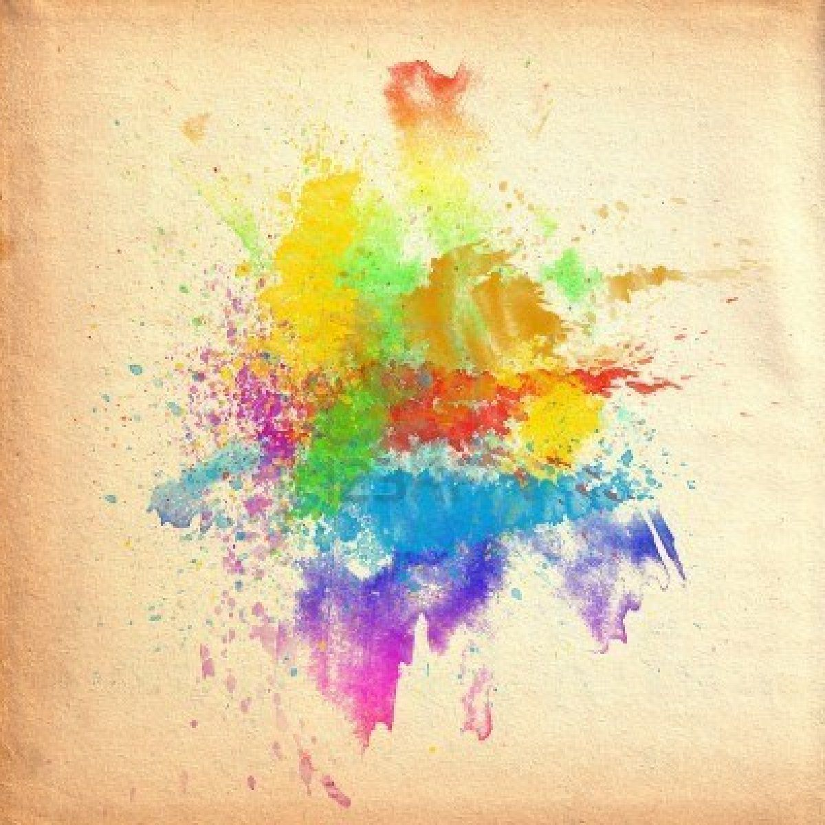 Watercolor Tattoo Abstract Watercolor Paint Background Watercolor