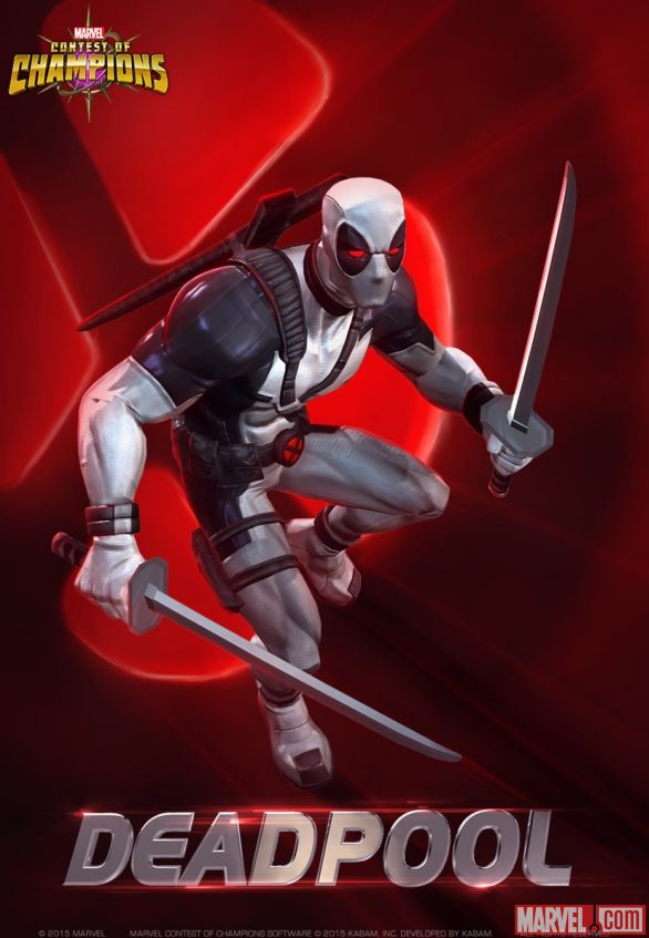 How To Get Deadpool In Marvel Contest Of Champions