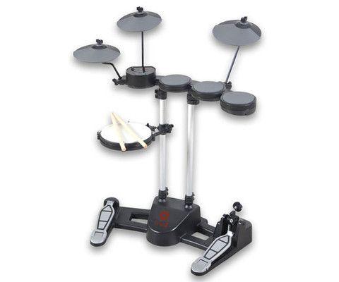 Hitman Drum 1 Super Compact Electric Drum Kit Music Instruments