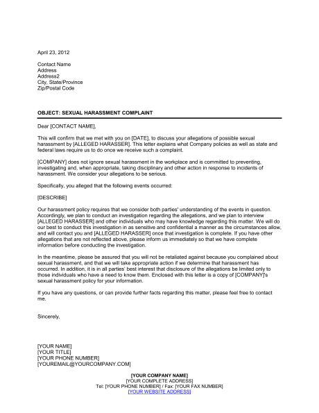 Pin By Rebecca Shull On Company Forms And Templates Letter Format Sample Sample Resume Report Template