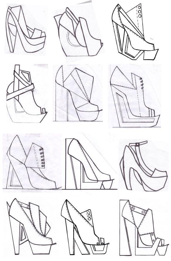 shoesketches