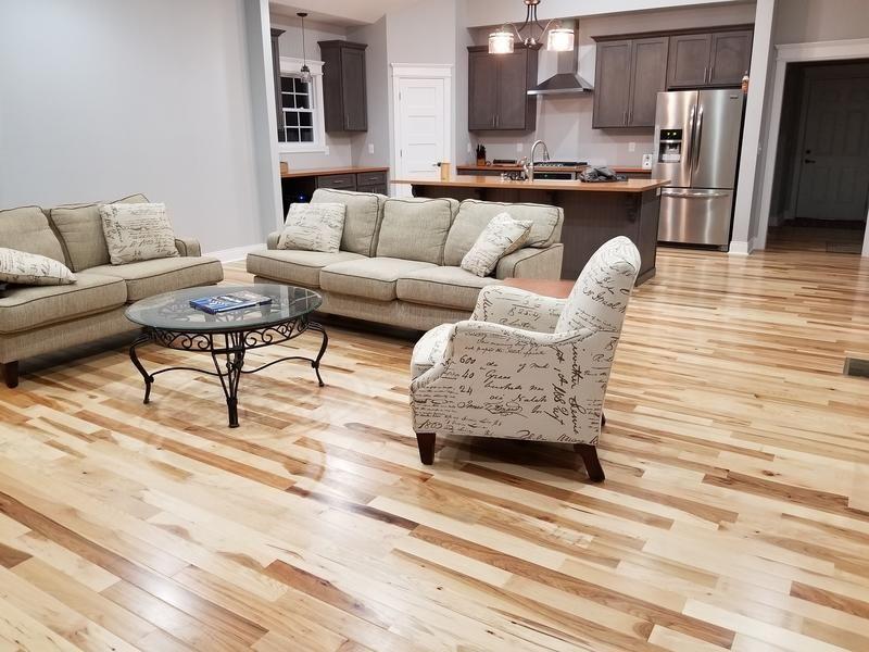 Mayflower Millrun Hickory Hickory Flooring Lumber Liquidators