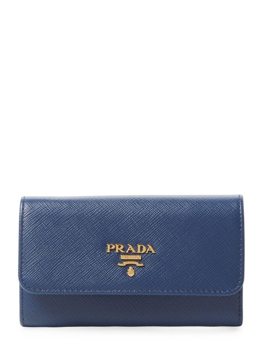 9f2bdacc44f37a Prada Portafoglio Leather Credit Card Holder | Women's Fashion Boho ...