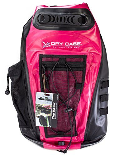 e2464e6a0957 DryCase Waterproof Sport Backpack 20 L Pink -- Want additional info  Click  on the affiliate link Amazon.com on image.