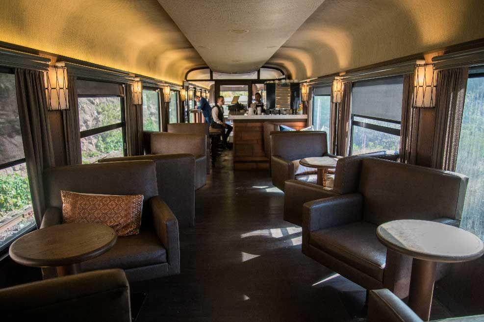 Chepe Express, el nuevo tren de lujo de Chihuahua | Destinos nacionales,  Salas lounge, Tren