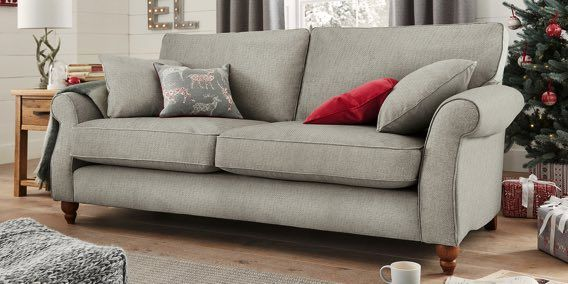 Nice Buy Ashford Large Sofa (3 Seats) Versatile Check Lawson Dove LowTurned Dark  From The Next UK Online Shop | Sofas | Pinterest | Large Sofa, Uk Online  And ...