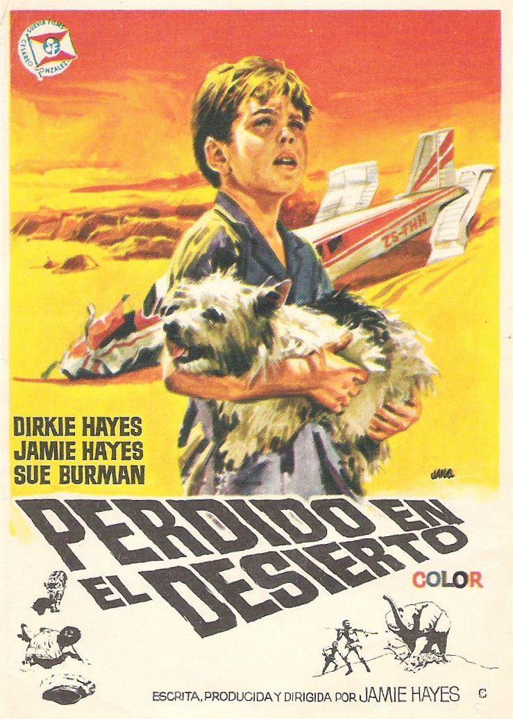 Perdido En El Desierto 1969 Tt0151392 Esp Pps Carteles De Cine Afiche De Pelicula Cartel Cinematográfico