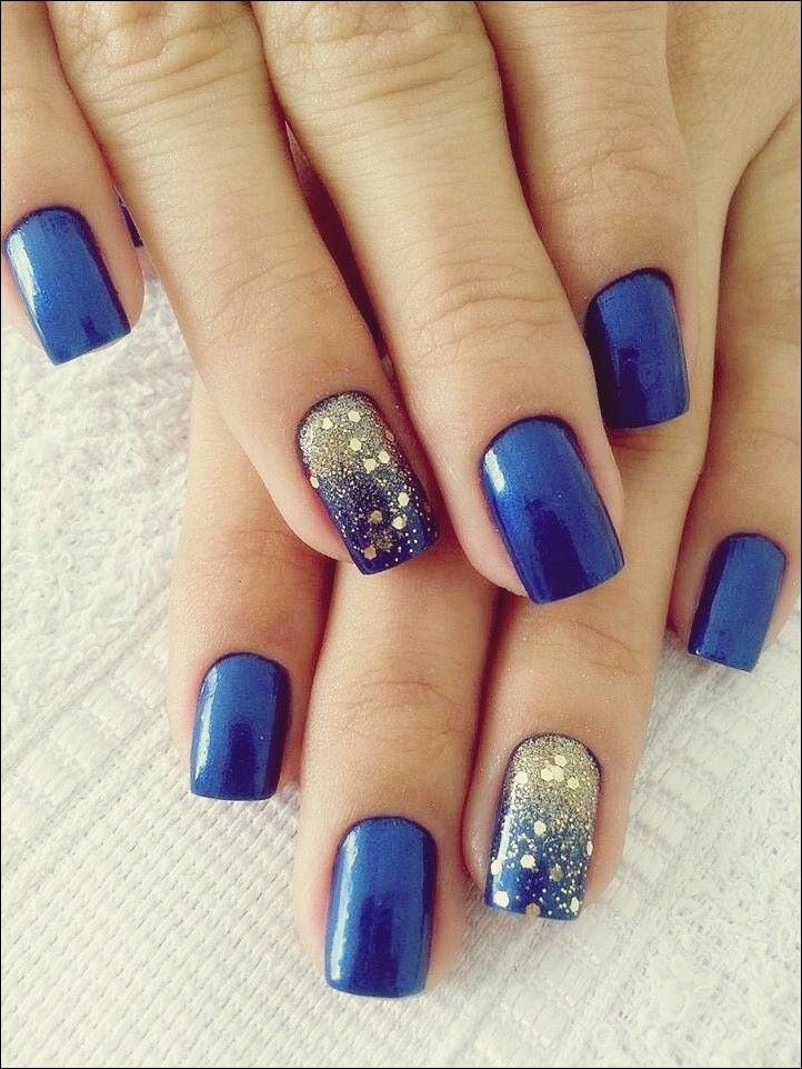 Photo of Hyggelige negler for å vise kjærligheten din til blå | Siste moteside
