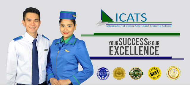 International Cabin Attendant Training School Also Known As Icats Is A Product Of A Girl S Childhood Dream Ms Training School Attendance Flight Attendant