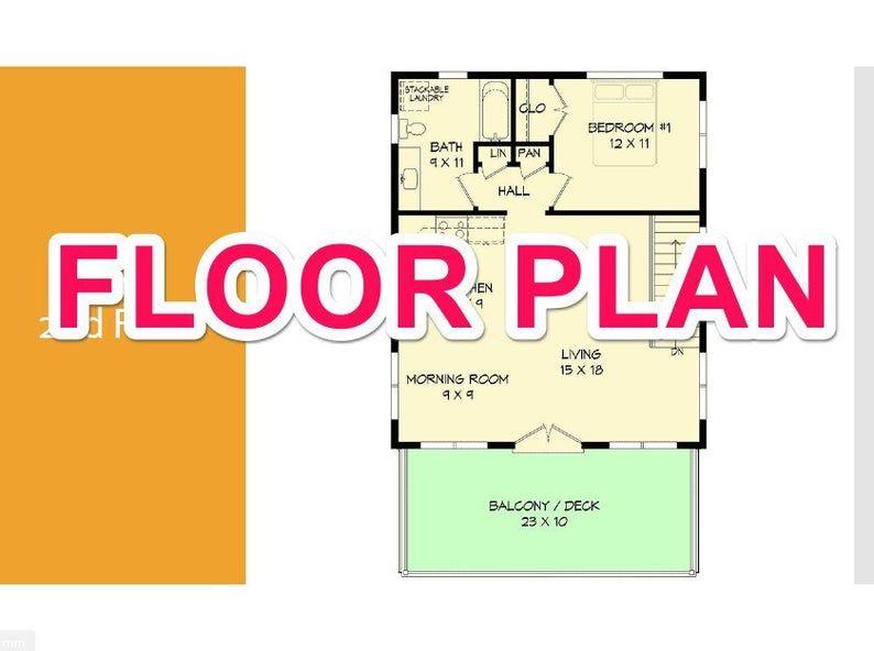 Garage Apartment Plan Pack 10 Ideas Most Popular In Pdf Etsy In 2020 Garage Plans Detached Garage House Plans Garage Plans