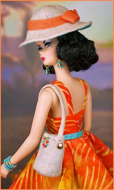 South Seas Adventure By Great North Woods Design Barbie Clothes Barbie Friends Barbie Skipper
