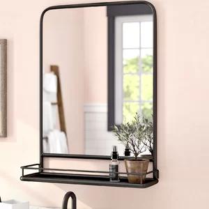 Brinkley 32 Single Bathroom Vanity Set In 2020 Bathroom Mirror With Shelf Mirror With Shelf Accent Mirrors