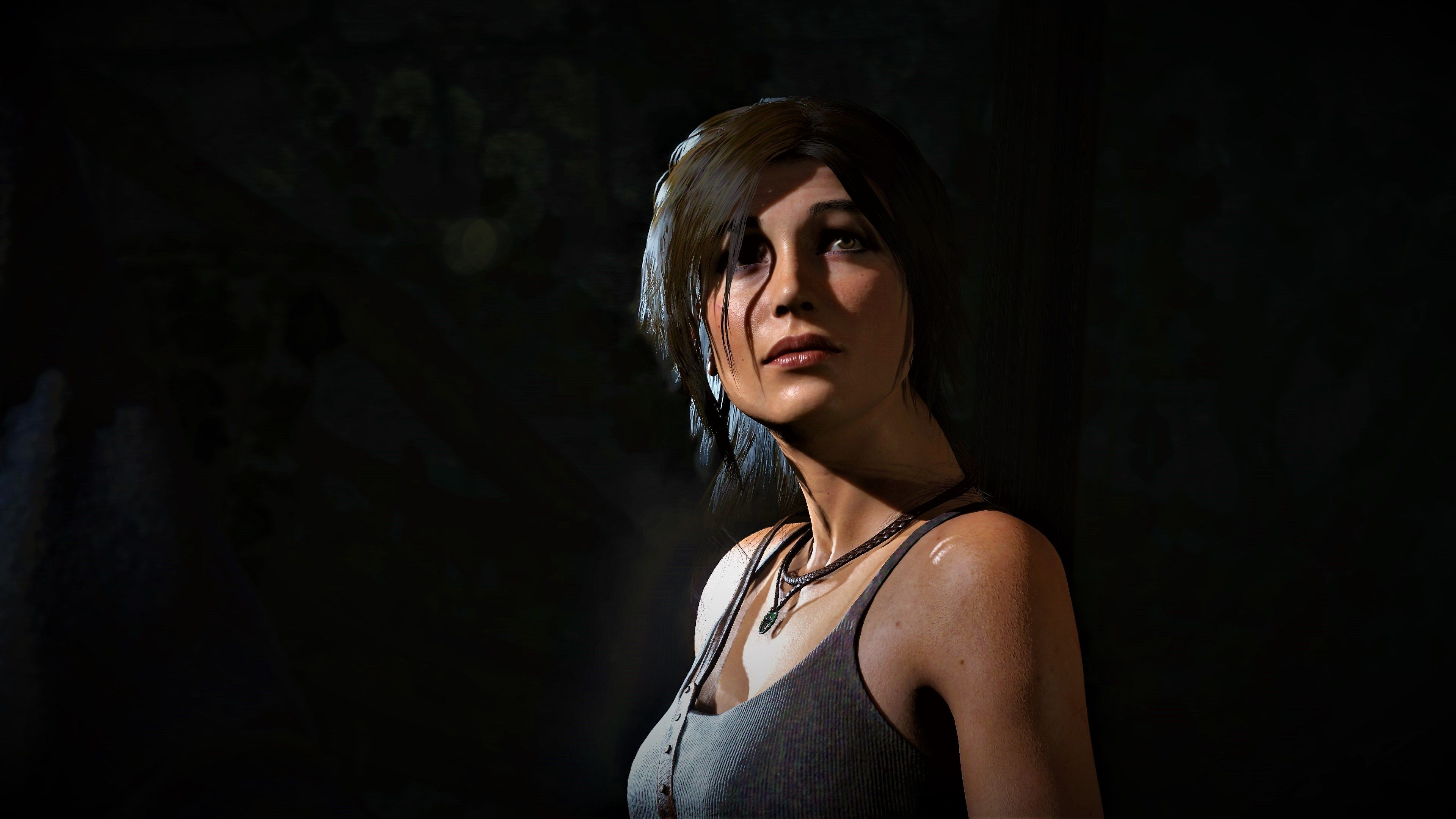 3840x2160 rise of the tomb raider 4k high resolution image