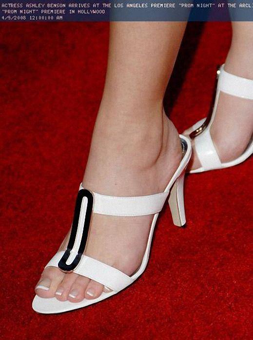 Ashley Benson Feet X697 Celebrity Feet
