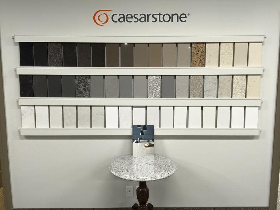Caesarstone Sample Display Board