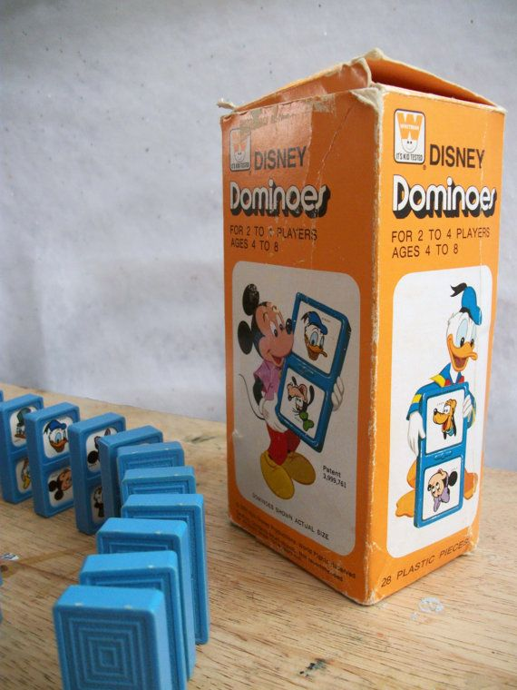 Disney dominoes