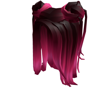 1 Plum To Pink Roblox In 2020 Girl Hair Colors Ball Hairstyles Free Hair