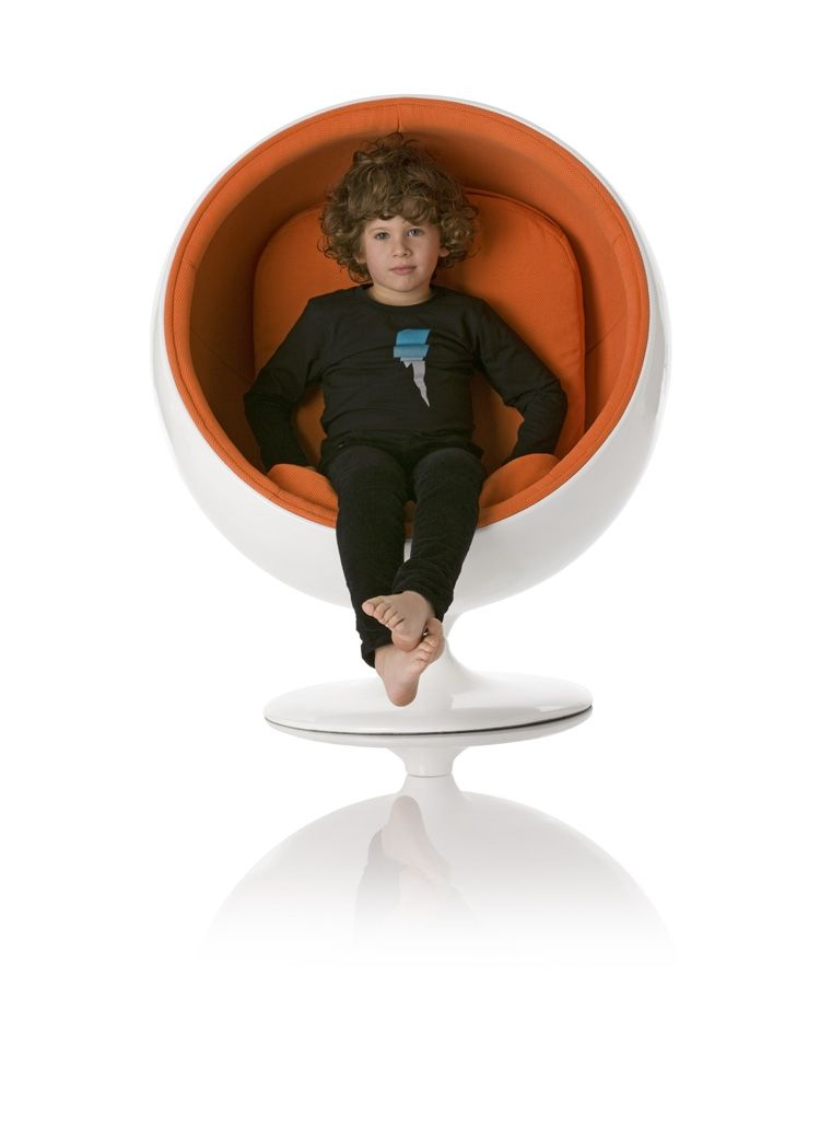 ball chair for kids should i get covers my wedding play child sized replica of the iconic room to