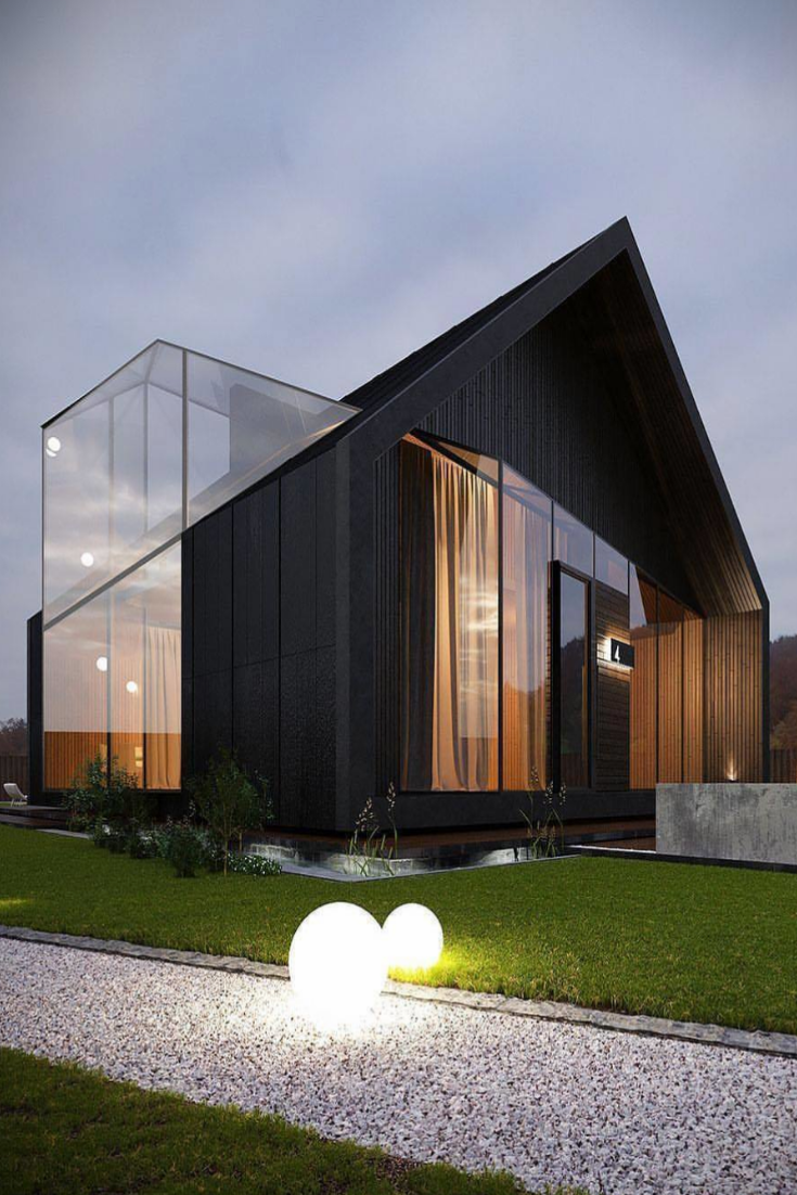 Analyzing The Best Contemporary House Designs - House Topics #architecture