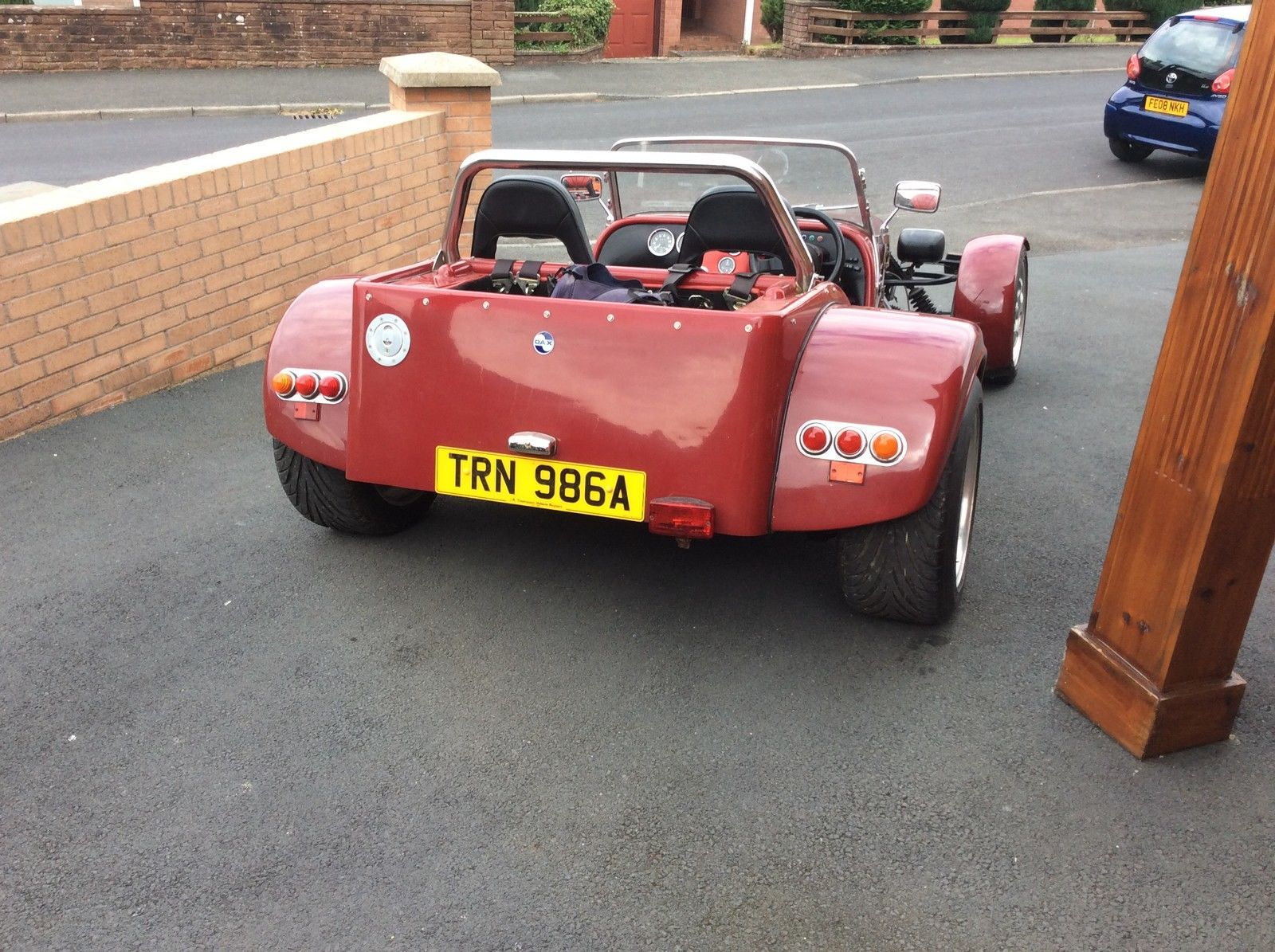 Lotus 7 kit car usa - Dax Rush Kit Car Trn 986a Kit Carslotus 7motors