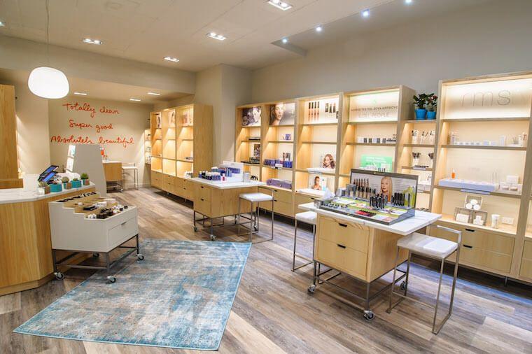 Credo Beauty Opens Its Doors In Nyc Well Good Interior Beauty Store Online Shop Design