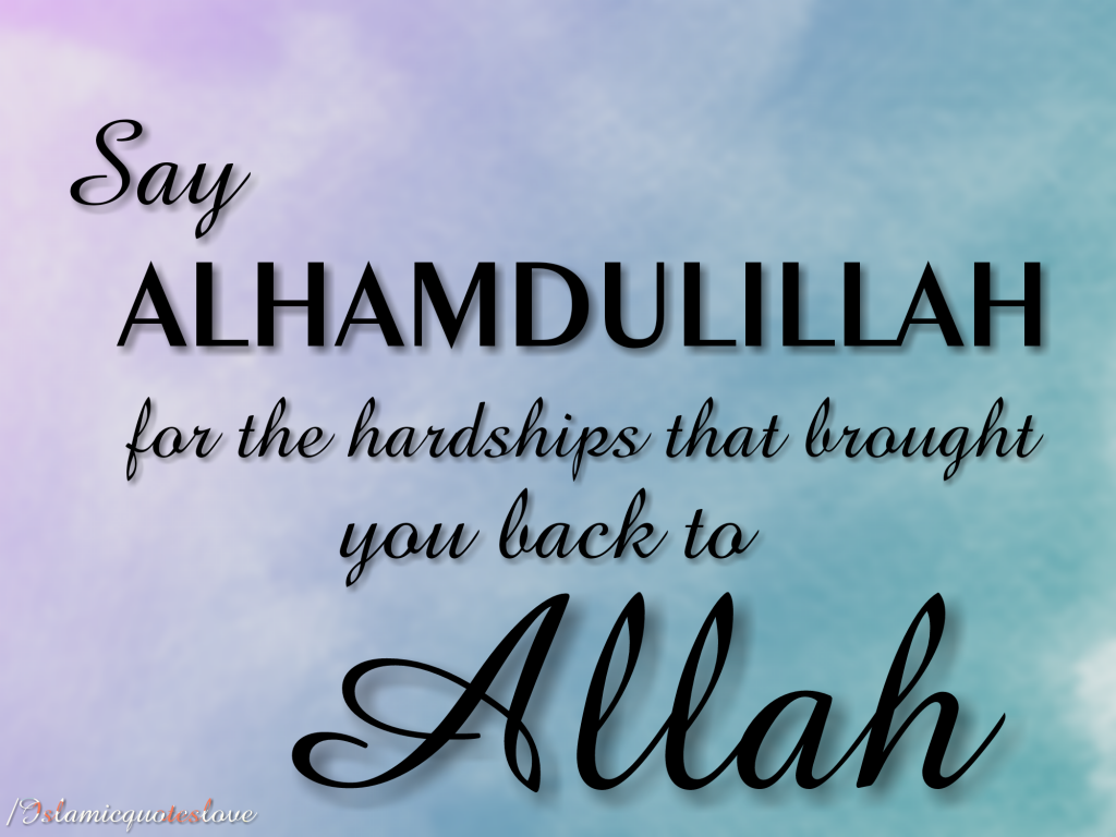 Pin On Alhamdulillah Quotes