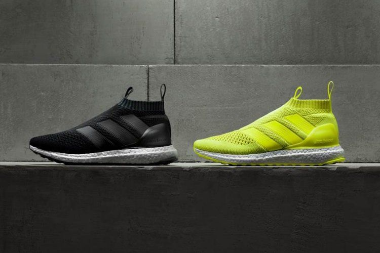 adidas brings soccer style to the street with the Ace16+