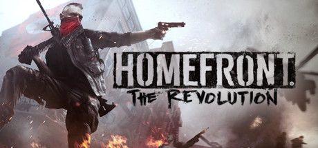 Homefront the revolution скачать игру на пк.