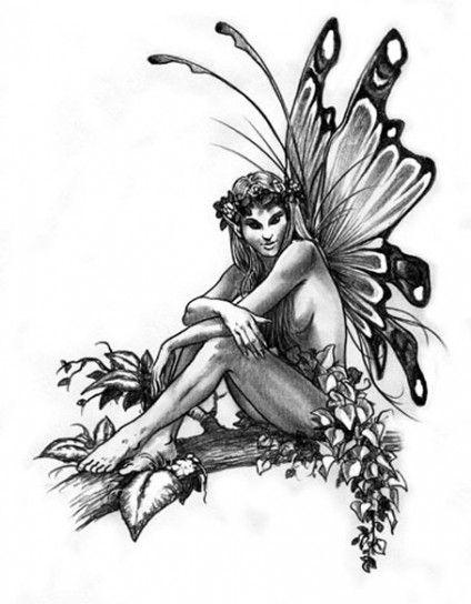 fatina-per-tatuaggio.jpg (424×544)