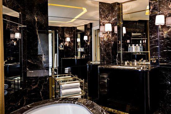 Prince de Galles Suite d'Or - Bathroom