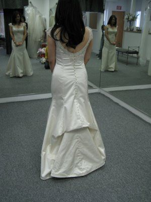 Wedding Dresses Bustles