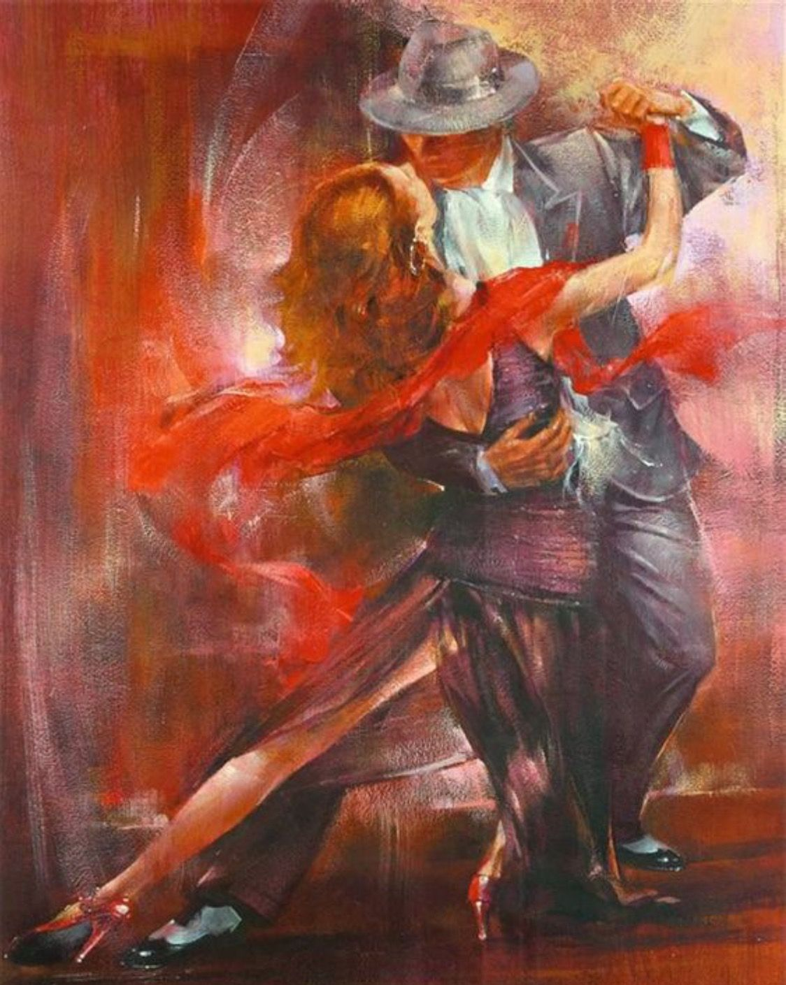 Porfavor un tango