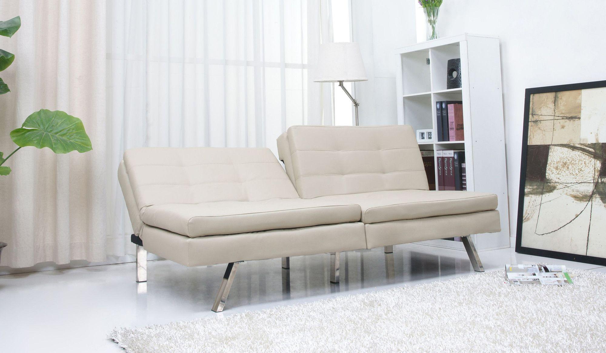 Gold Sparrow Memphis Convertible Sofa AllModern 394