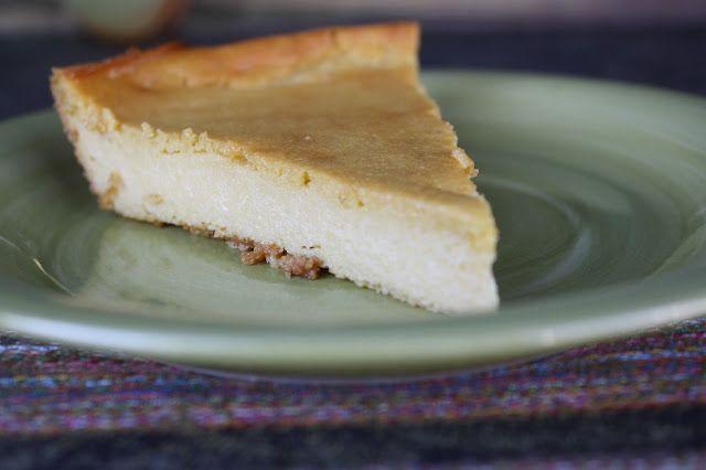 the vegan chickpea: Vegan Mofo French Week! Day 20- Pumpkin Flaugnarde