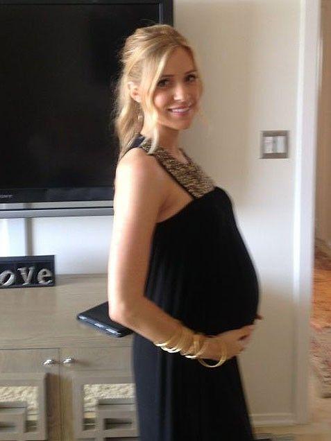 Kristin Cavallari- Baby on Board