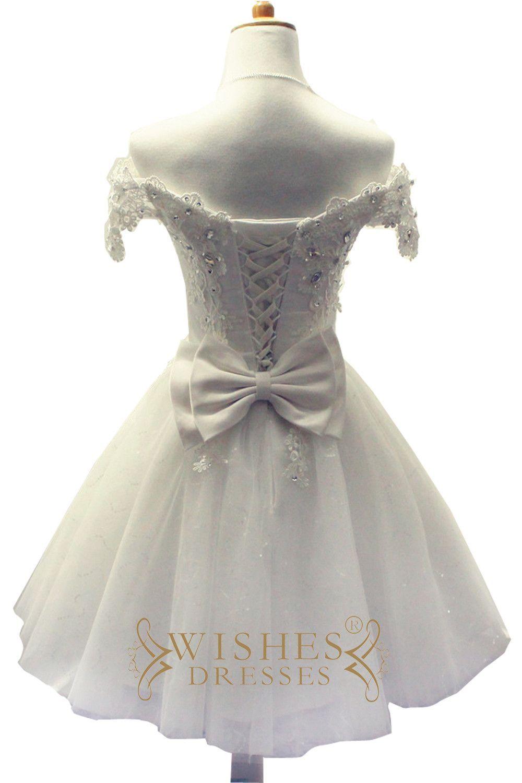 Neckline aline lengthshort detailsbeadsapplique fabric sequins
