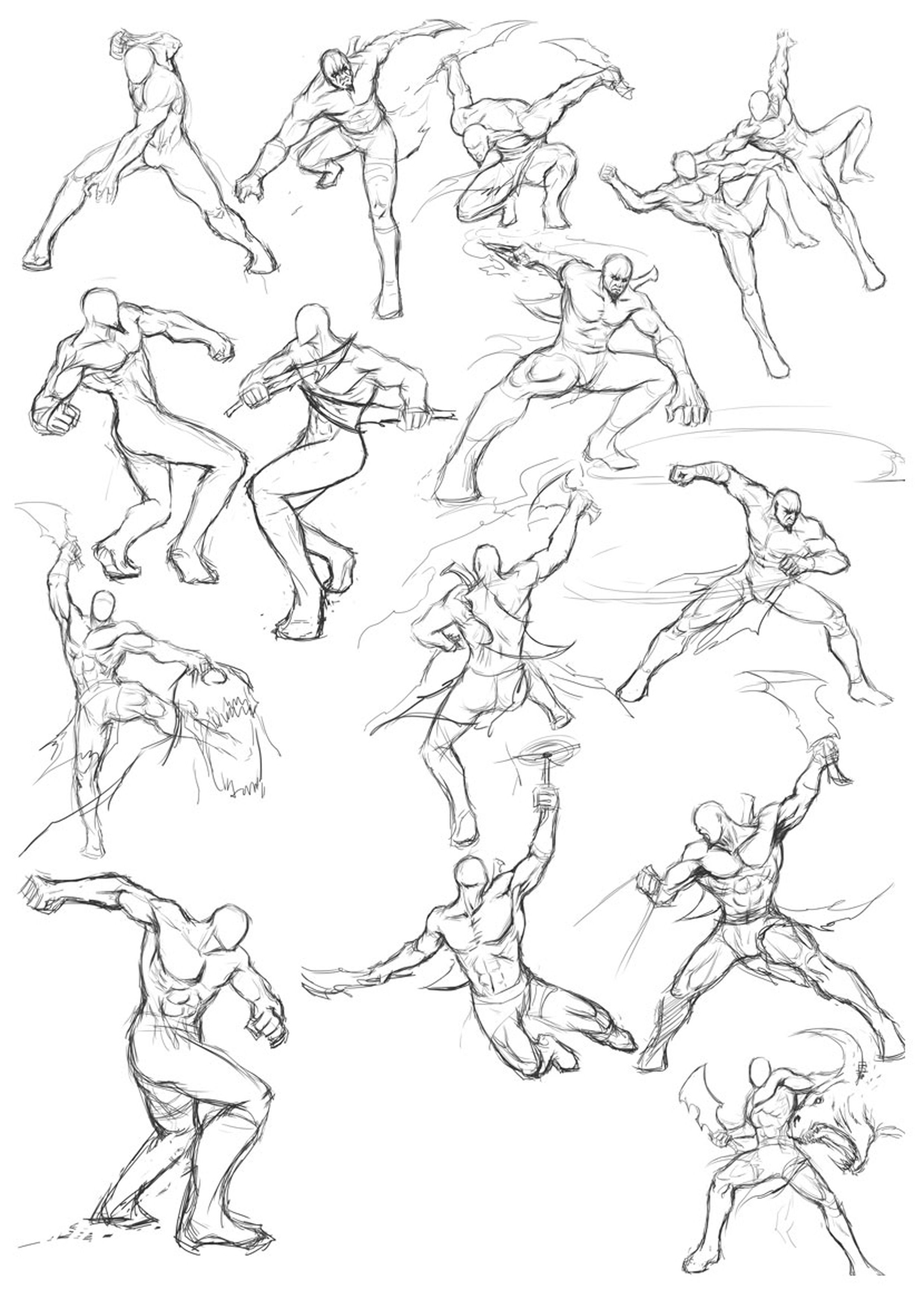 Martial Arts Posture In 2019 Drawing Poses Movement