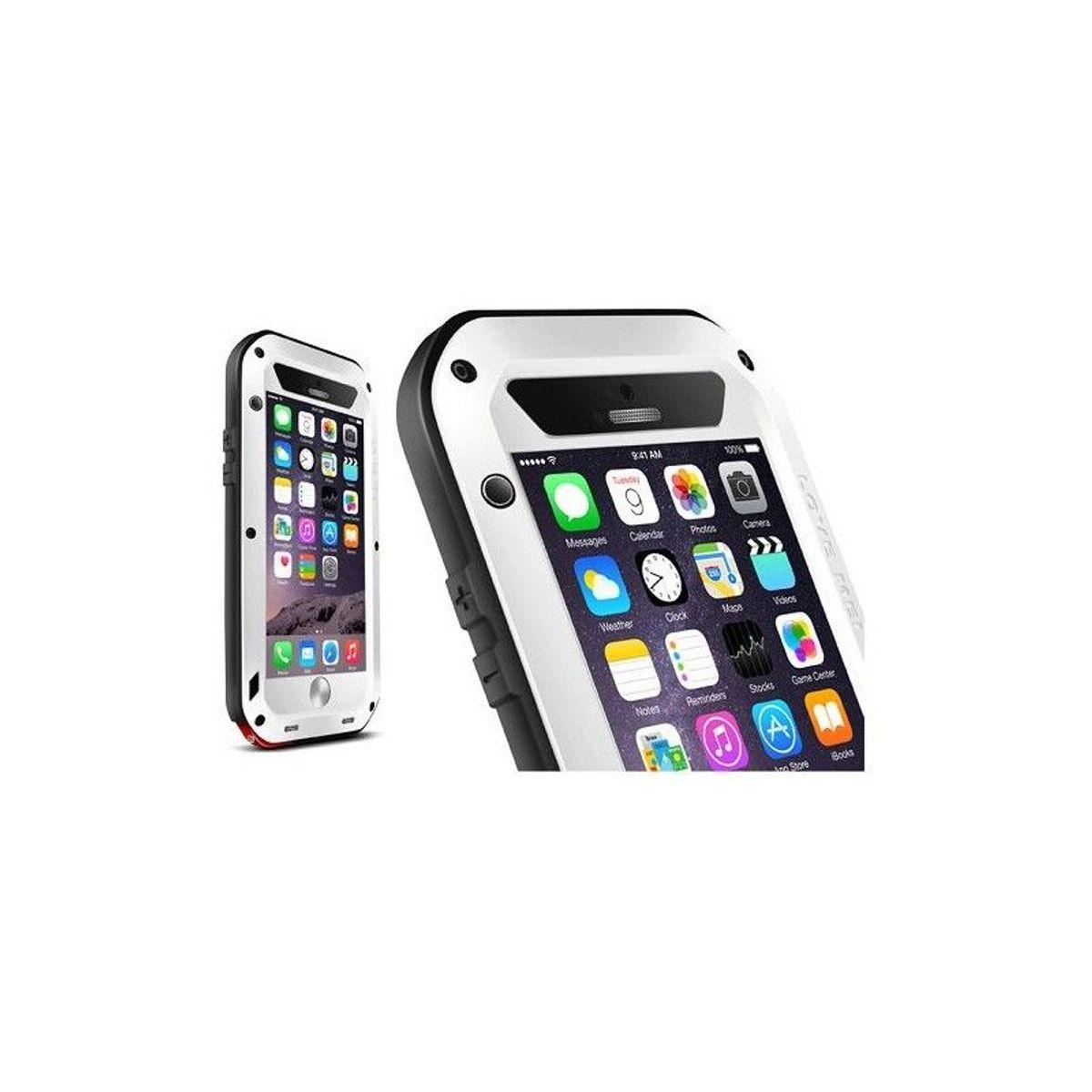 Coque Iphone 6 Plus 6s Plus Etanche Antichocs Aluminium Blanche Taille Taille Unique Coque Iphone 6 Coque Iphone Et Iphone 6