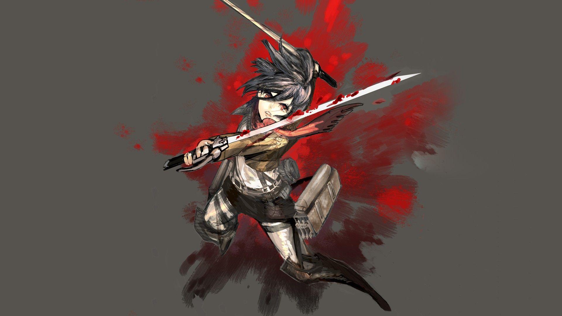 Anime Attack On Titan Wallpaper Attack on titan, Anime