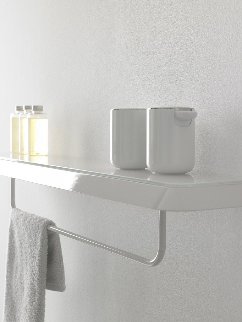 Appendi Asciugamani Da Muro porta asciugamani / mensola bagno fluent | mensola bagno
