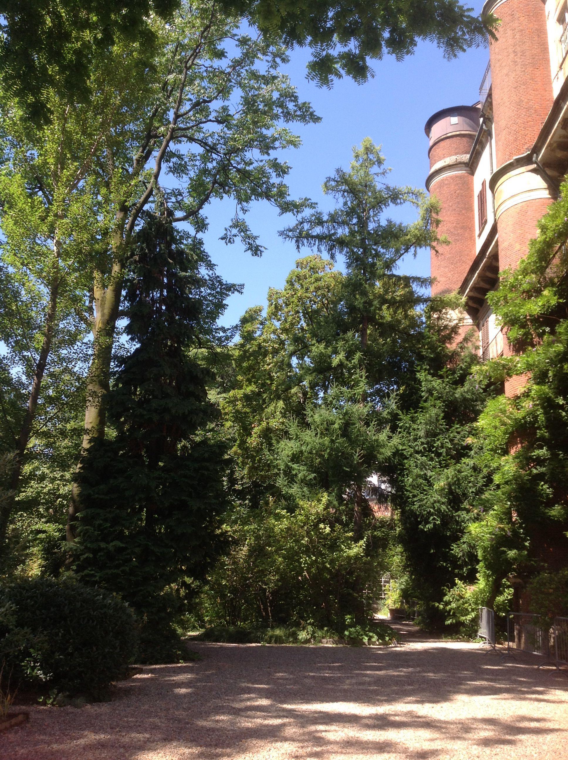 Giardino botanico di brera milano giardinissimi