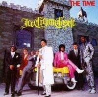 Ice Cream Castle (CD) ~ The Time (Artist) Cover Art